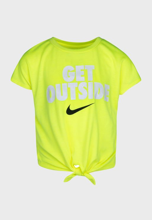 Kids Get Outside T-Shirt