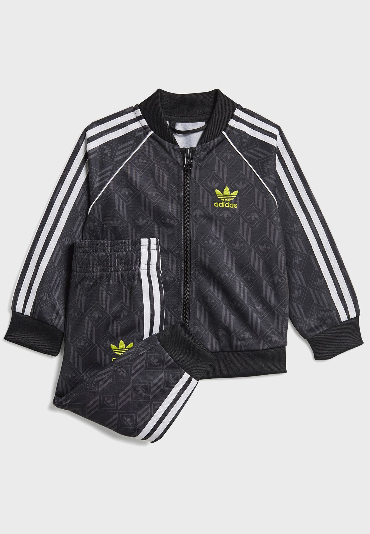 SST All Over Print Casual Kids Tracksuit