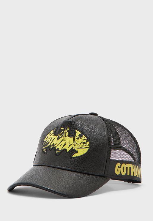 كاب بطبعة باتمان