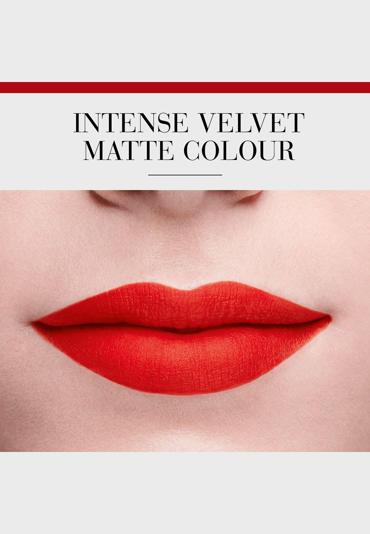Rouge Velvet Ink Matte Liquid Lipstick 08 Coquelic