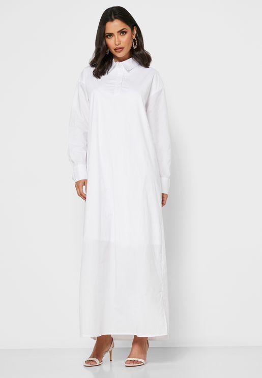 فستان ماكسي بازرار