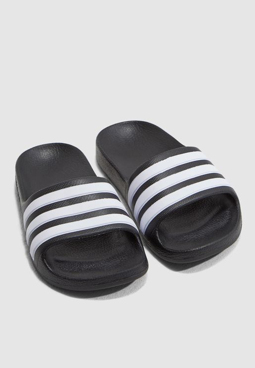 Adilette Aqua Sports Swim Kids Slides