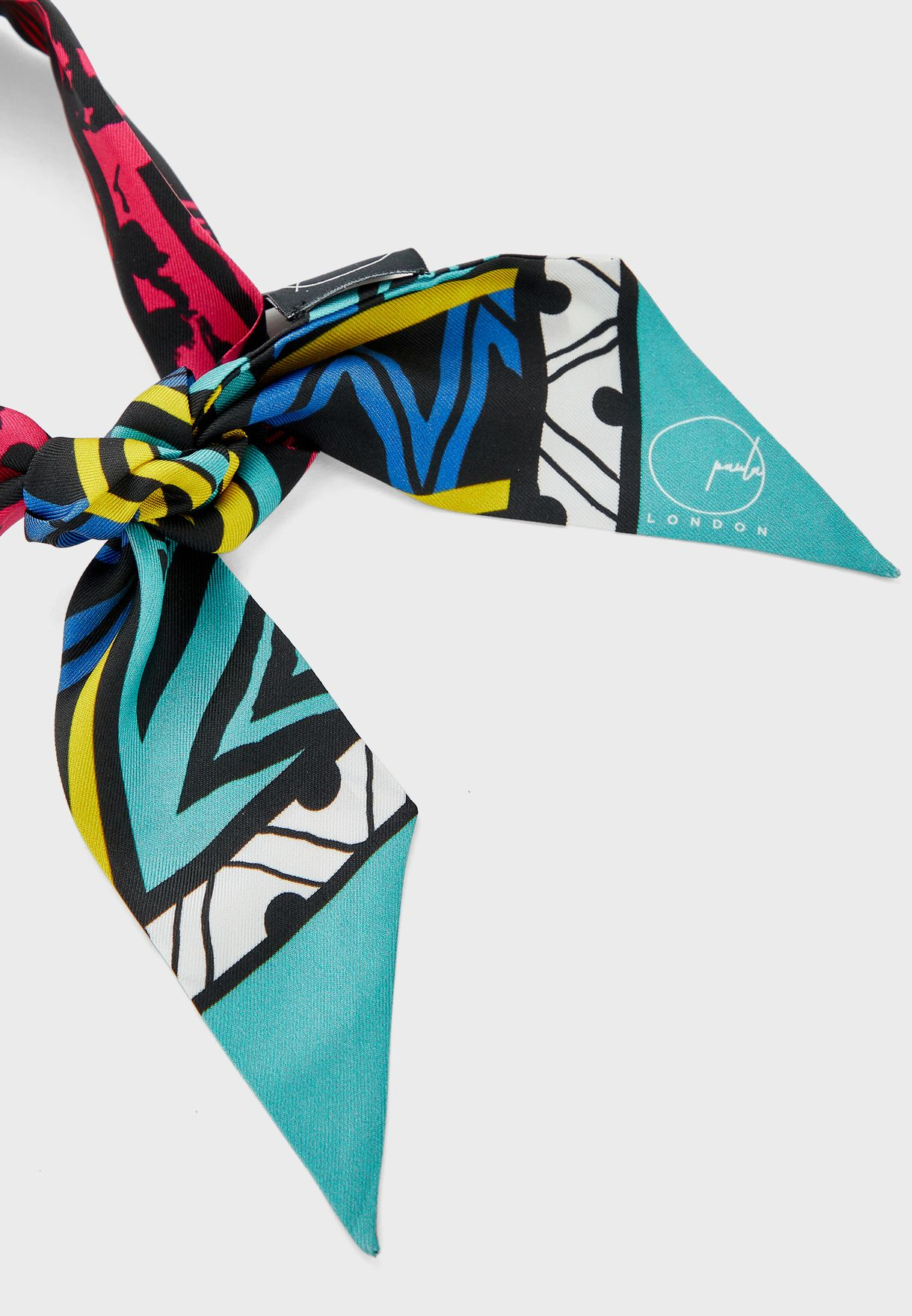 Silk Butterfly Twilly Scarves