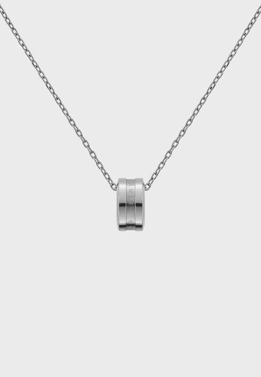 Elan Ring Pendant Necklace