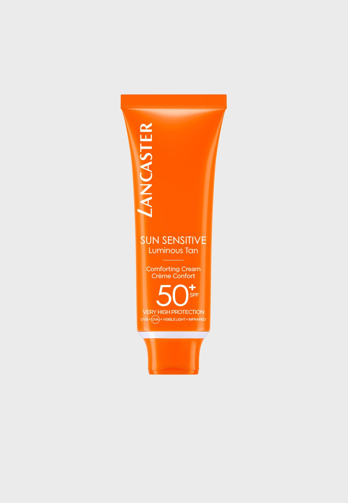 Sun Sensitive - Delicate Comforting Cream SPF50+ 5