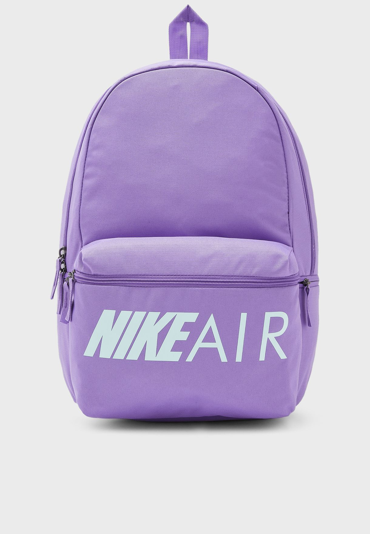 994b90eb25806 Shop Nike purple Heritage Air Graphic Backpack BA6373-567 for Women ...