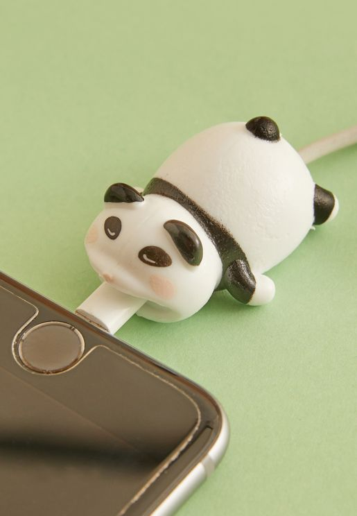 Panda cable cover