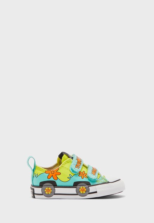 Infant Scooby Doo Chuck Taylor All Star