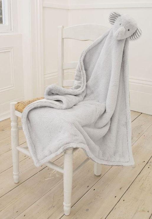 Elephant Snuggle Blanket