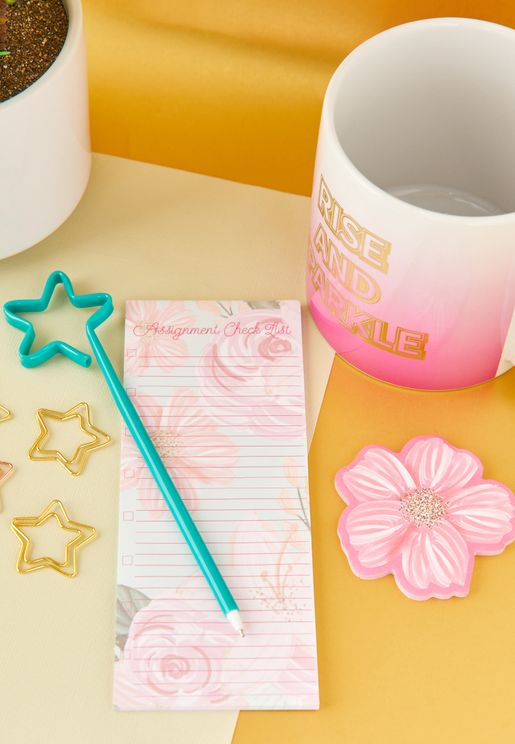 Mug & Stationery Set
