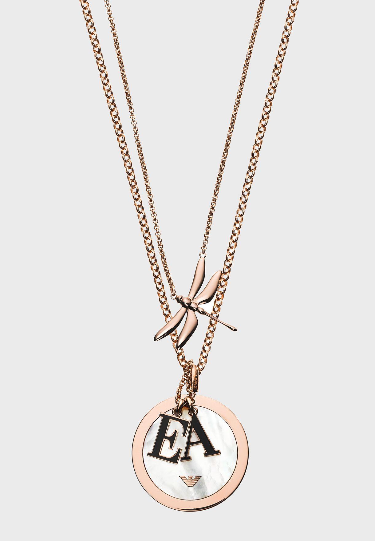 deca910e EGS2623221 Signature Necklace