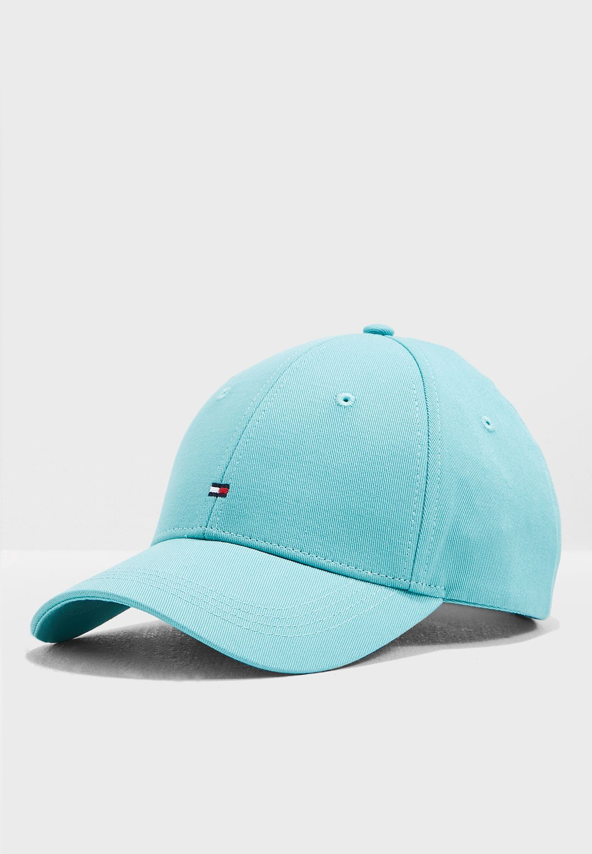 9067d16669c Shop Tommy Hilfiger blue Classic Curved Peak Cap AW0AW06573 for Women in  Qatar - 12232AC51ASP