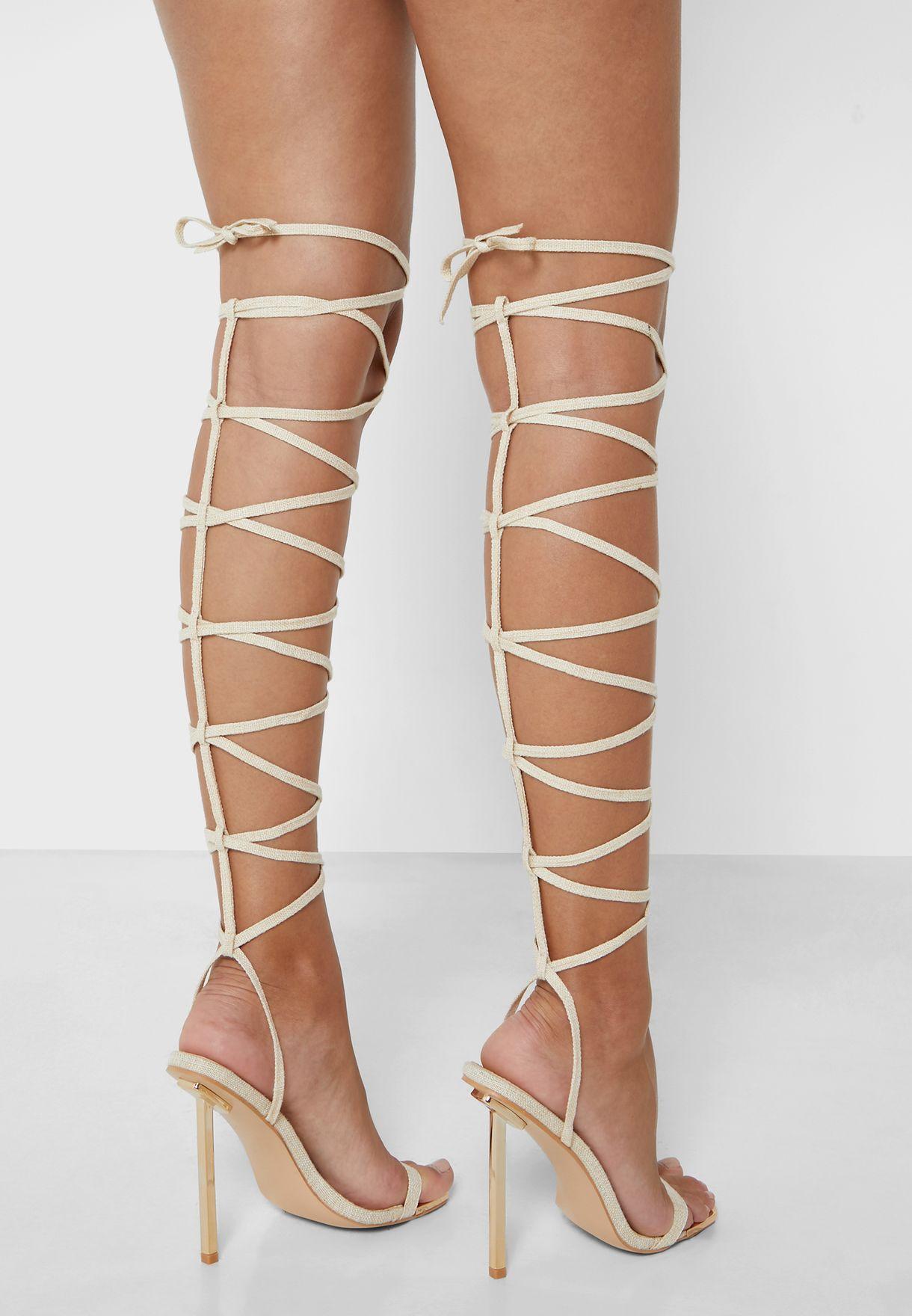 Demy High Heel Sandal