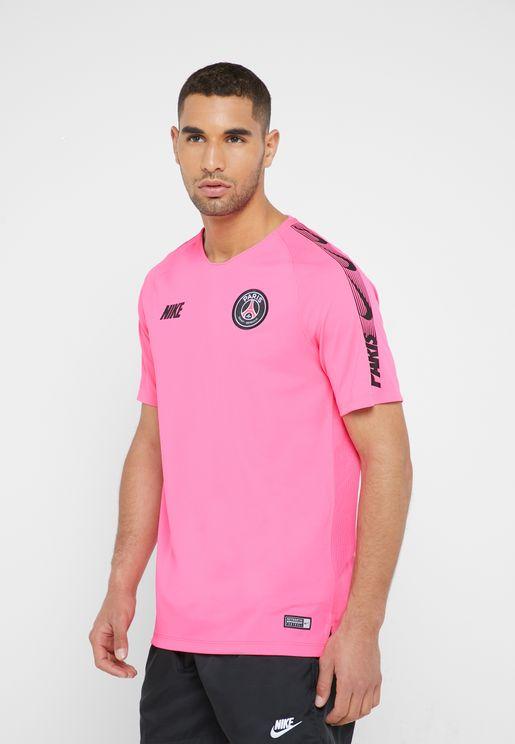 PSG Breathe Squad T-Shirt