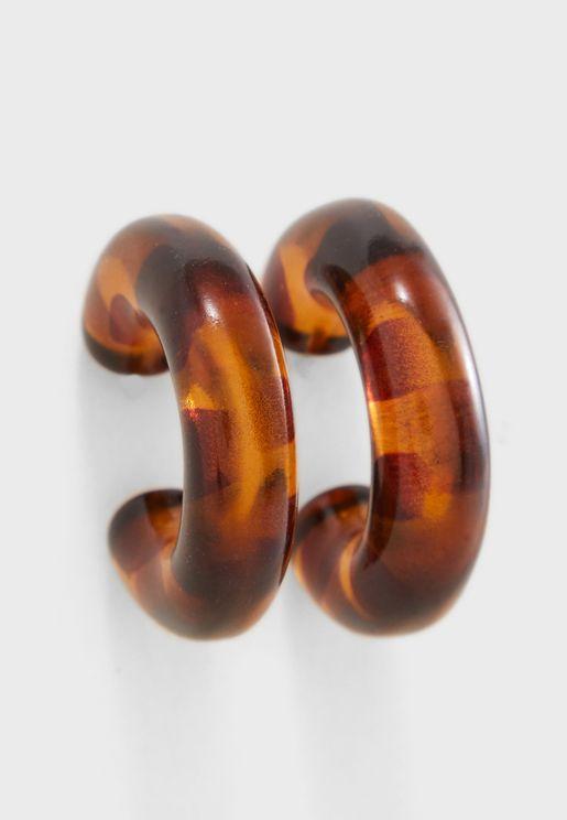 Janny Hoop Earrings