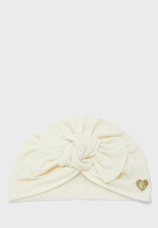 Cream Turban