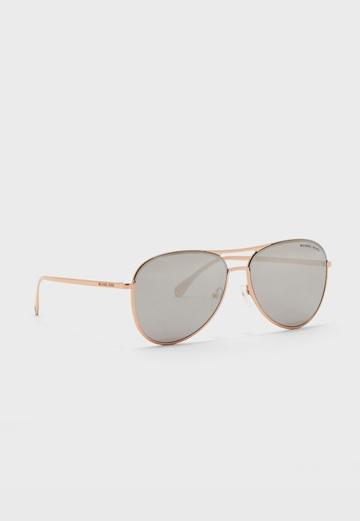 0Mk1089 Oversized Sunglasses