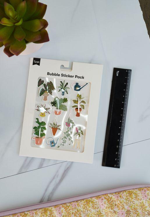 I Wet My Plants Sticker Pack