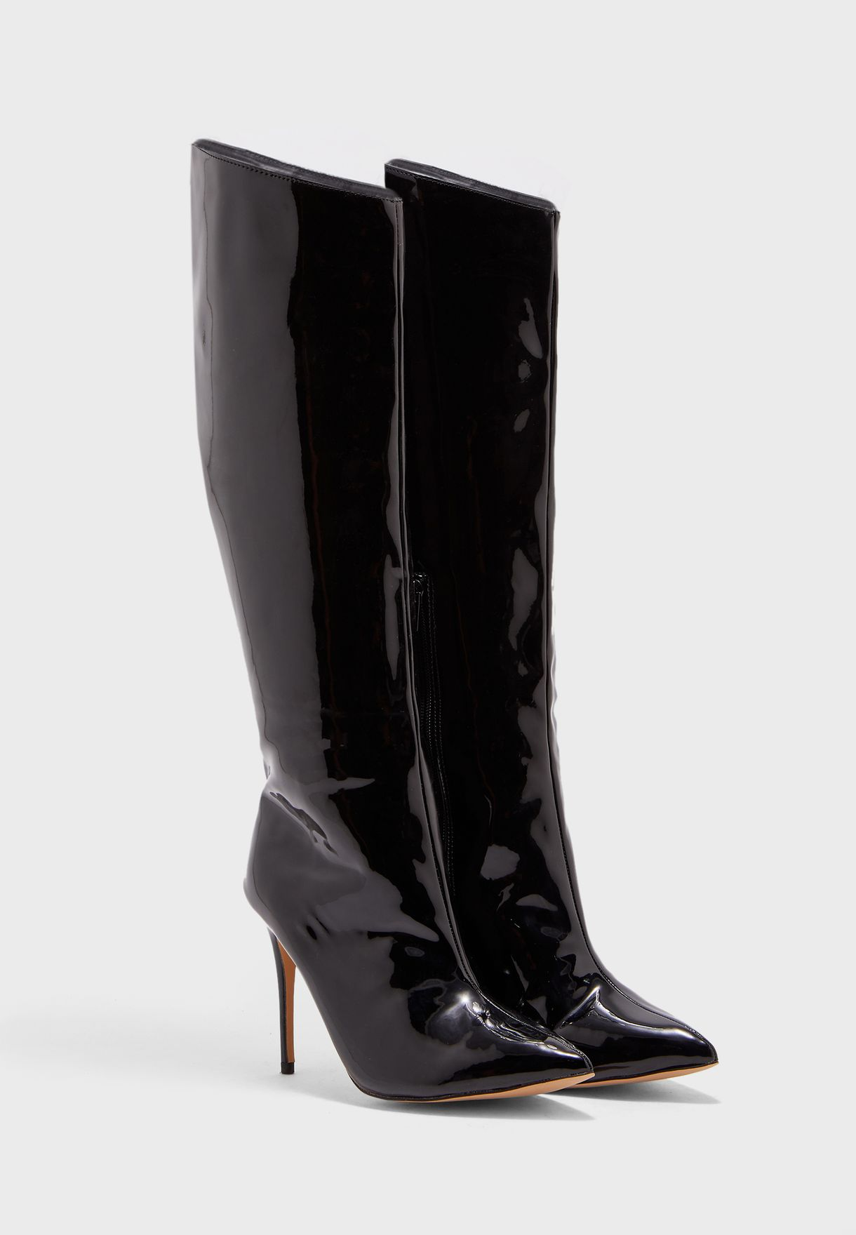 Thriller High Knee Boot