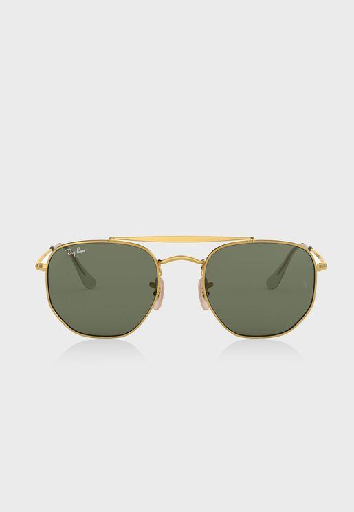 7ee5205ad0bb 0RB3648 Marshal Sunglasses