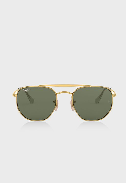 883d40f0088 0RB3648 Marshal Sunglasses
