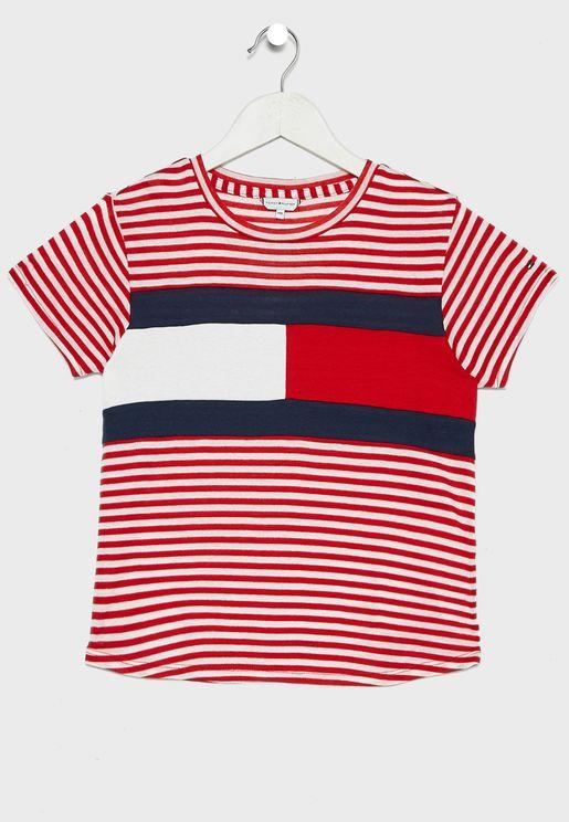 Teen Striped T-Shirt