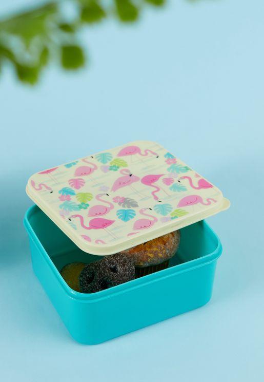 Flamingo Bay Lunch Box