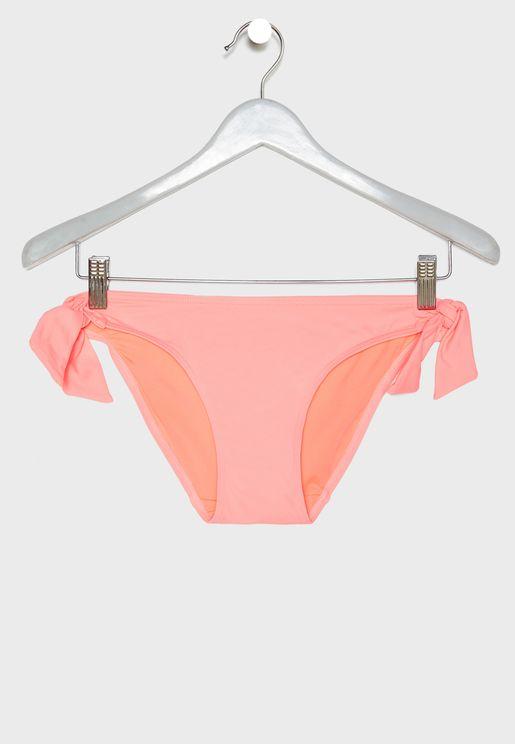 Santiago Side Tie Bikini Bottom