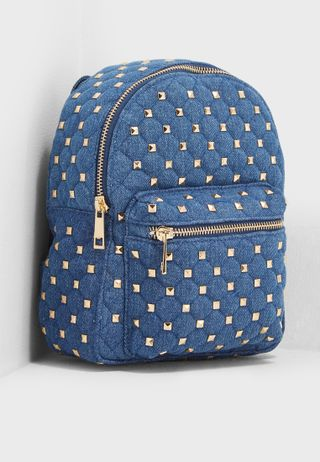 4cf712a691bf Shop adidas blue Linear Performance Backpack DJ1542 for Men in UAE ...