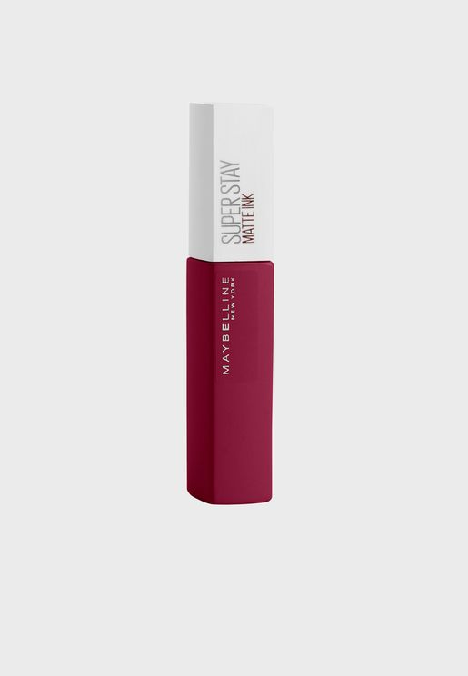 Superstay Matte Ink Matte Liquid Lipstick - Founder 115