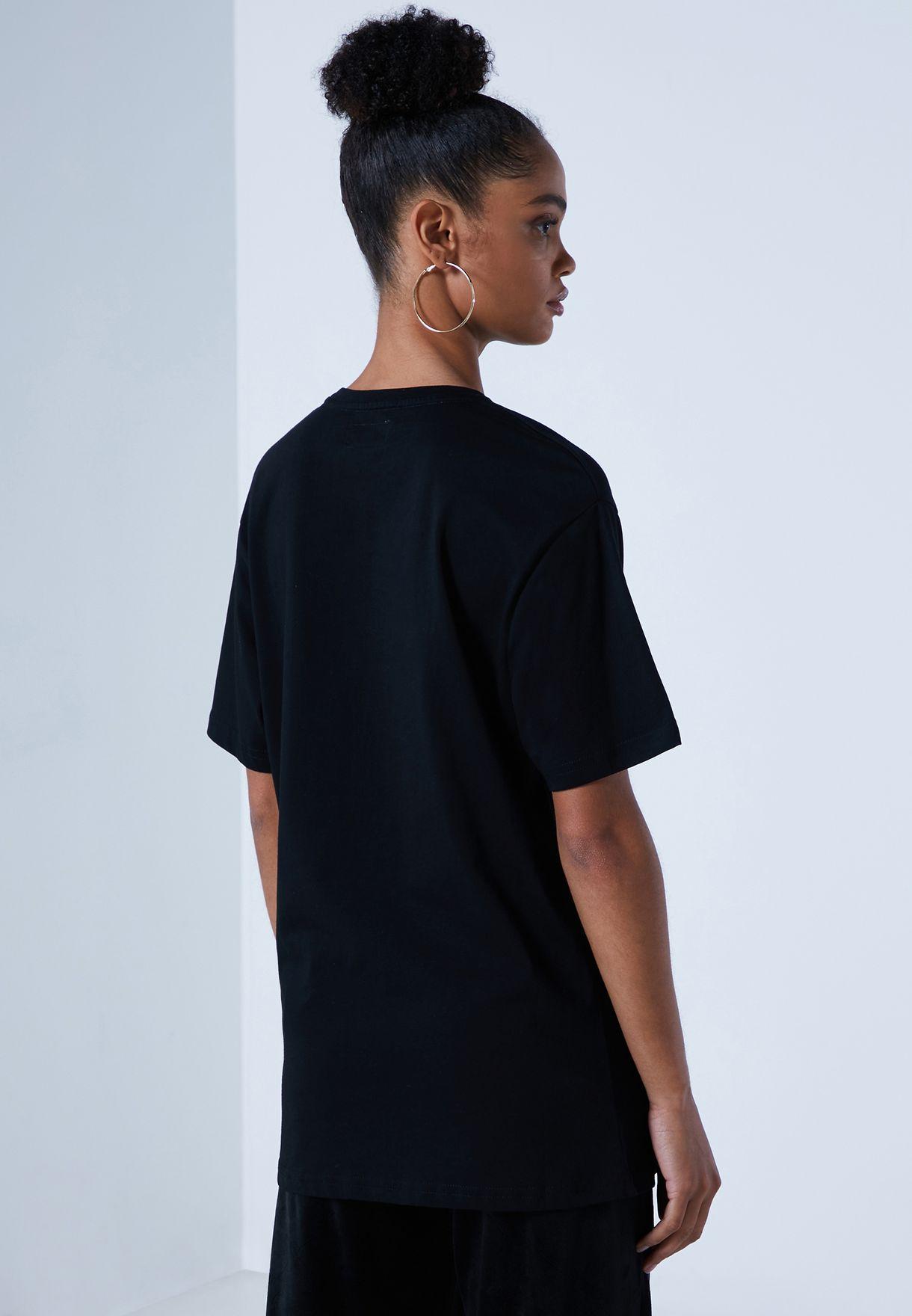 Heron Boyfriend T-Shirt