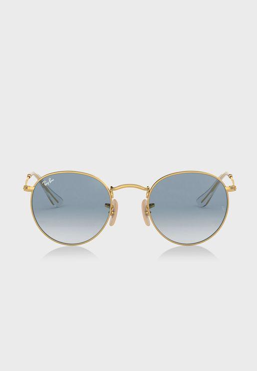 0Rb3447N Aviator Sunglasses