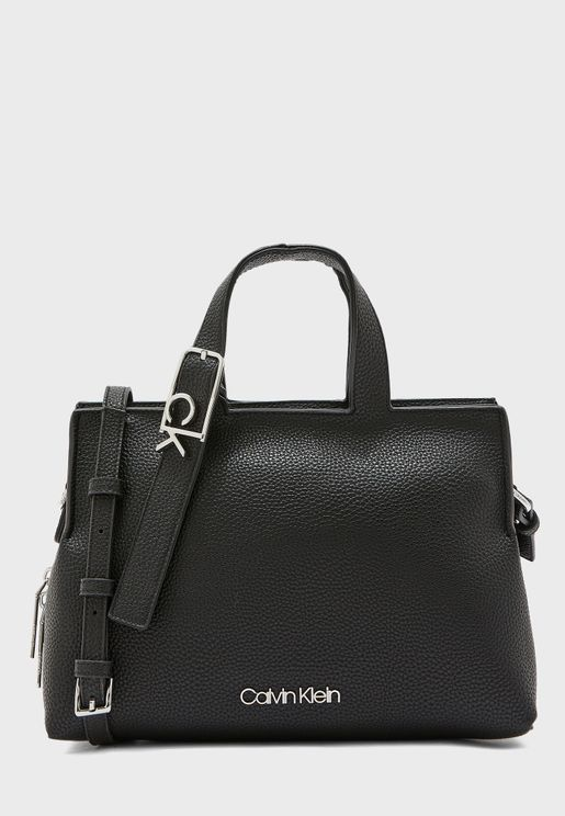 Logo Double Handle Tote
