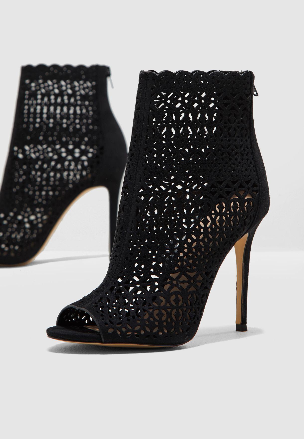 4f56939b07c Shop Aldo black Kuniel Sandal KUNIEL98 for Women in UAE - 17704SH51GXP