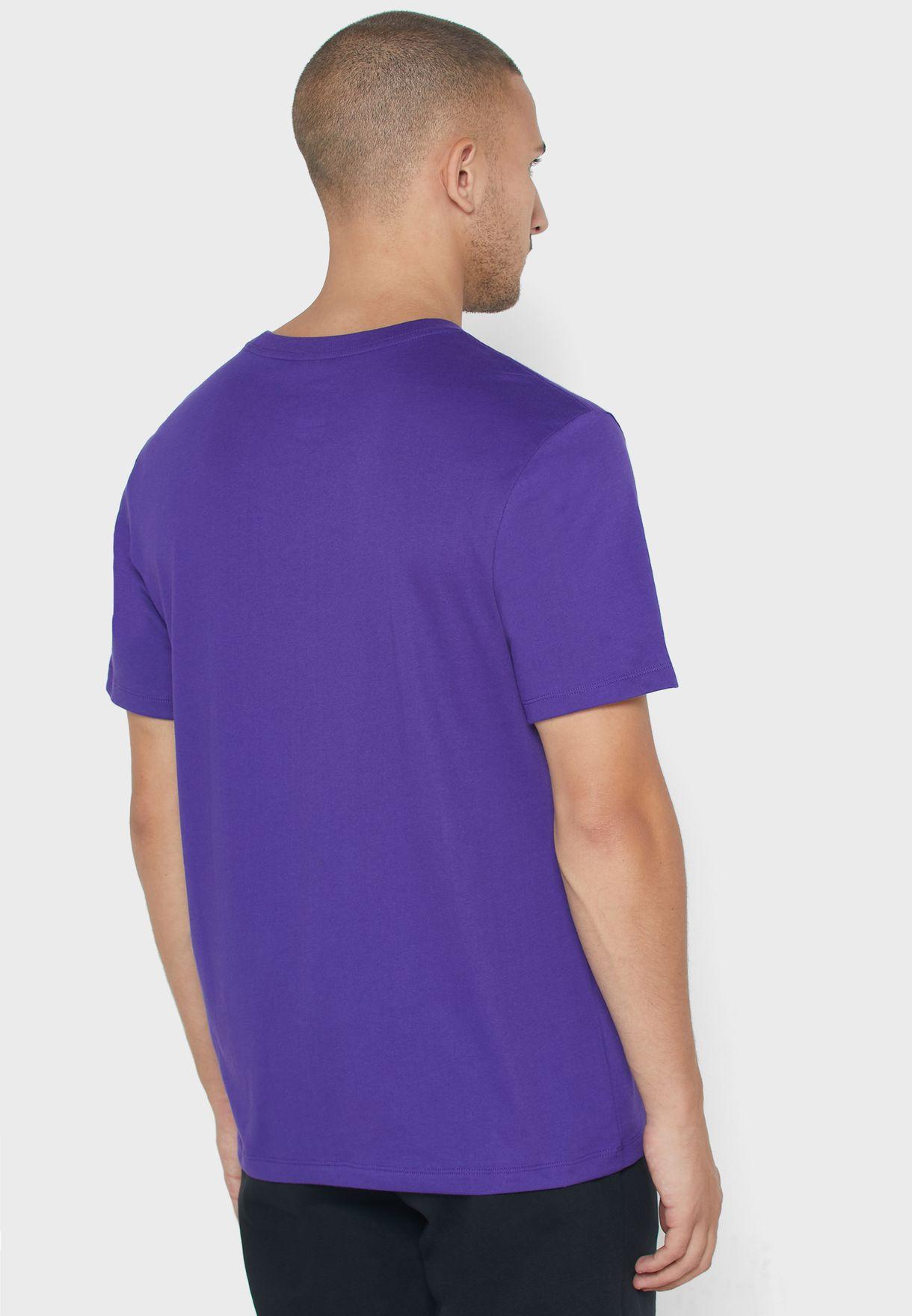 Water Bottle Bert Logo T-Shirt