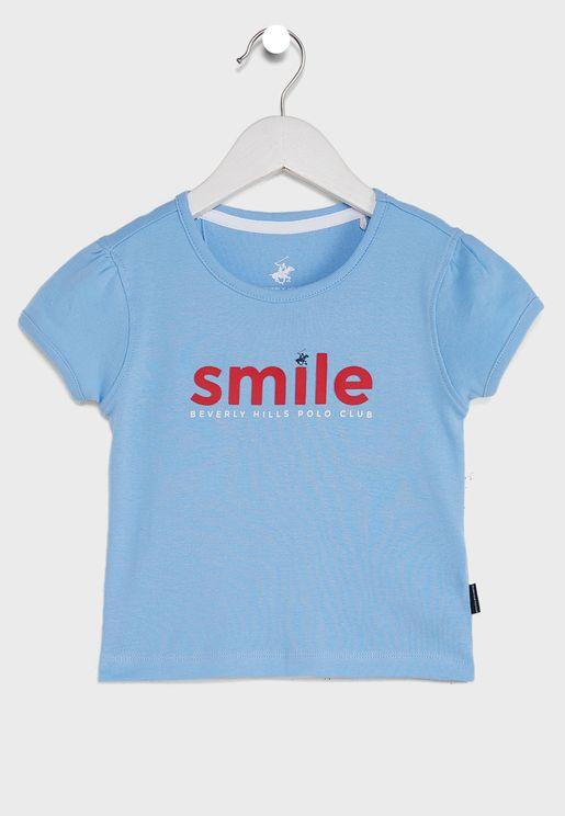Little Smile Again T-Shirt