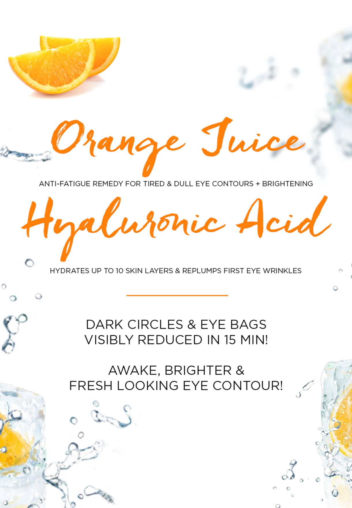 Anti-dark Circles Hydrating Eye Tissue Mask