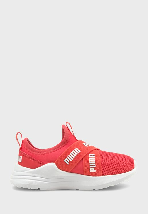 حذاء وايرد ران سهل الارتداء