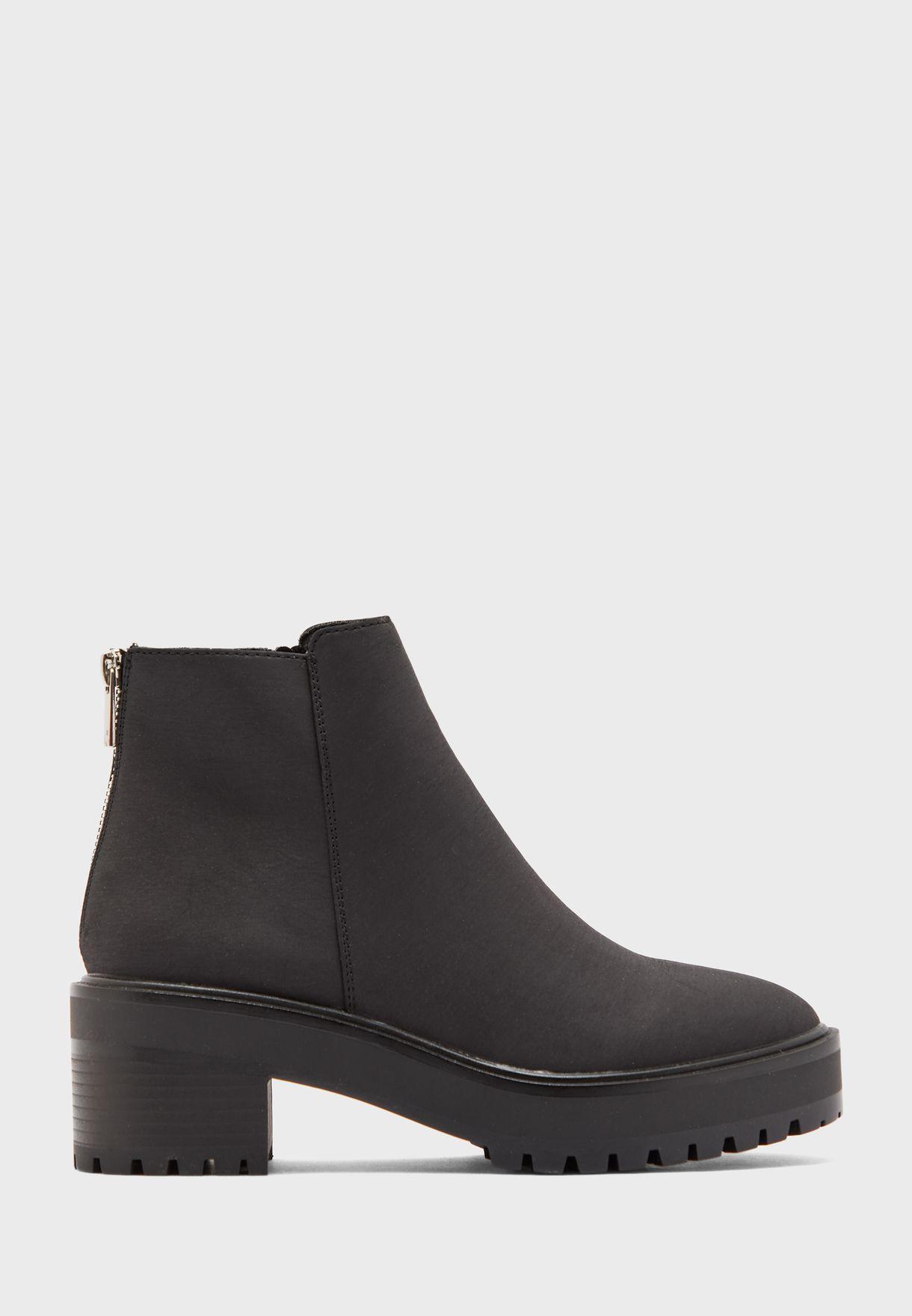 Melba High Heel Ankle Boot
