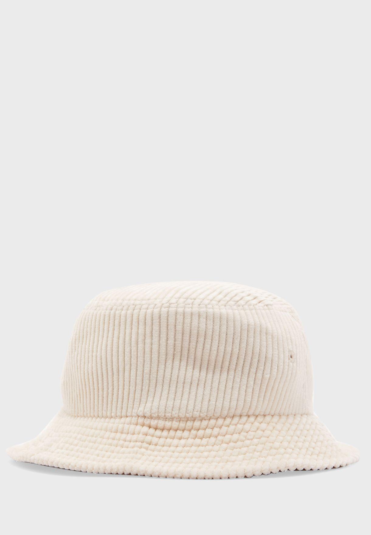 Bold Cord Bucket Hat