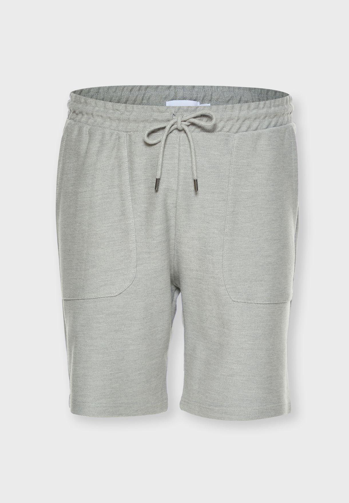 2 Pack Drawstring Shorts