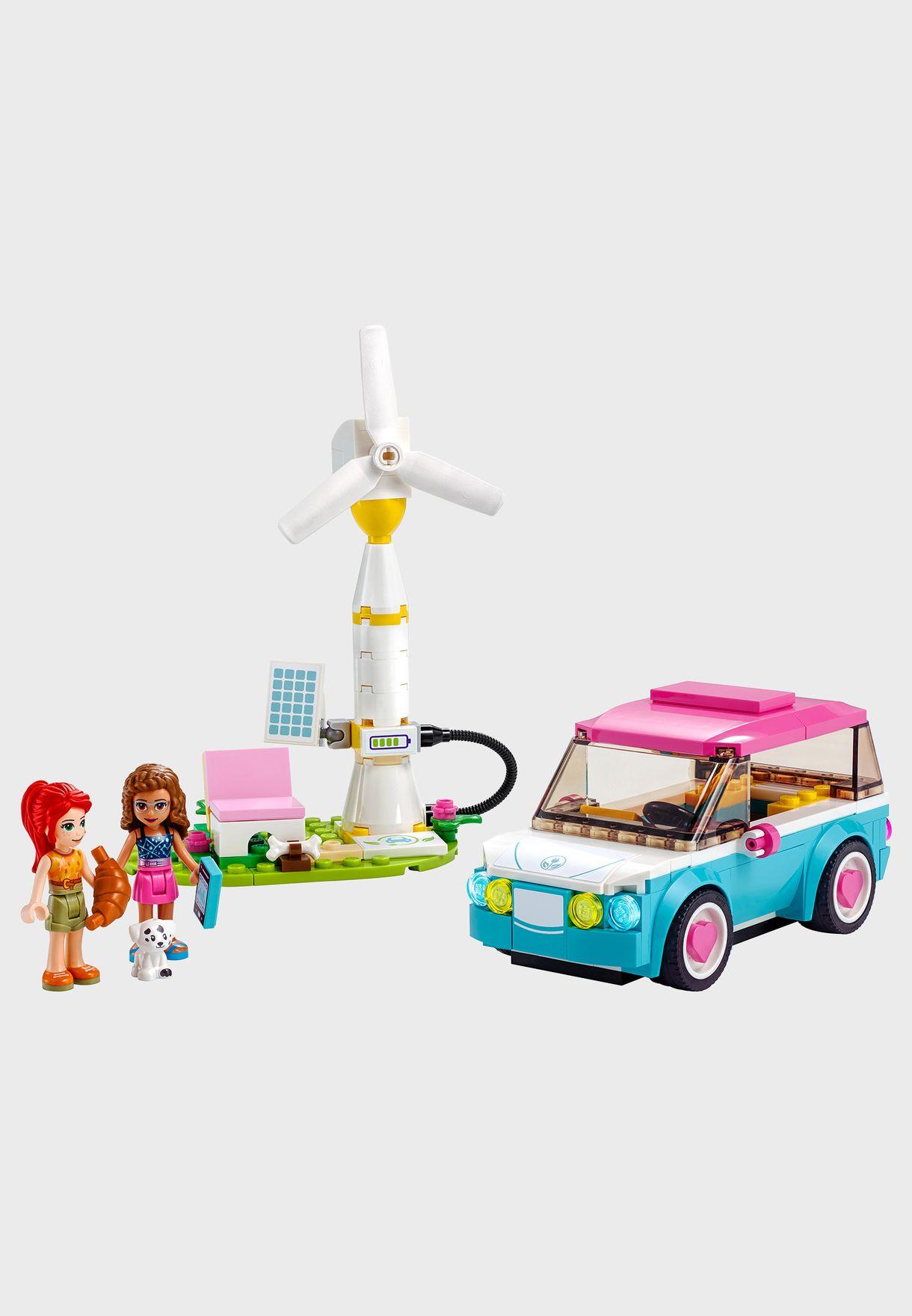 Olivia'S Electric Car