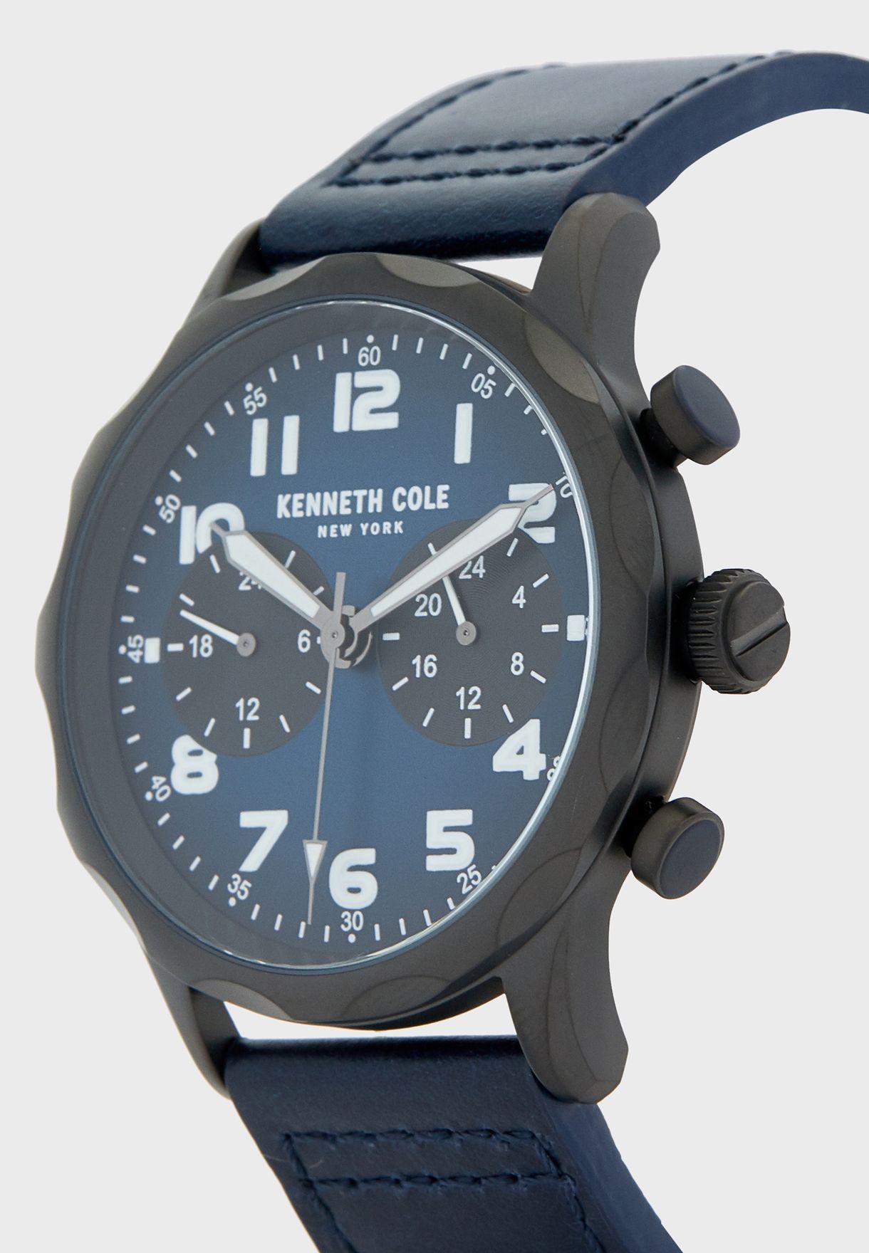Kc51026002 Modern Analog Watch