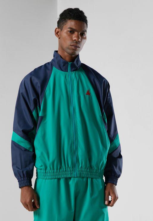 Switzer Track Jacket