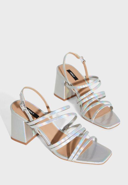 Amanda Ankle Strap Sandal