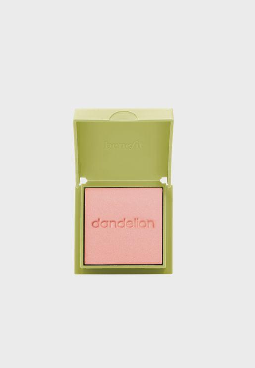 Mini Dandelion Twinkle Blush Powder