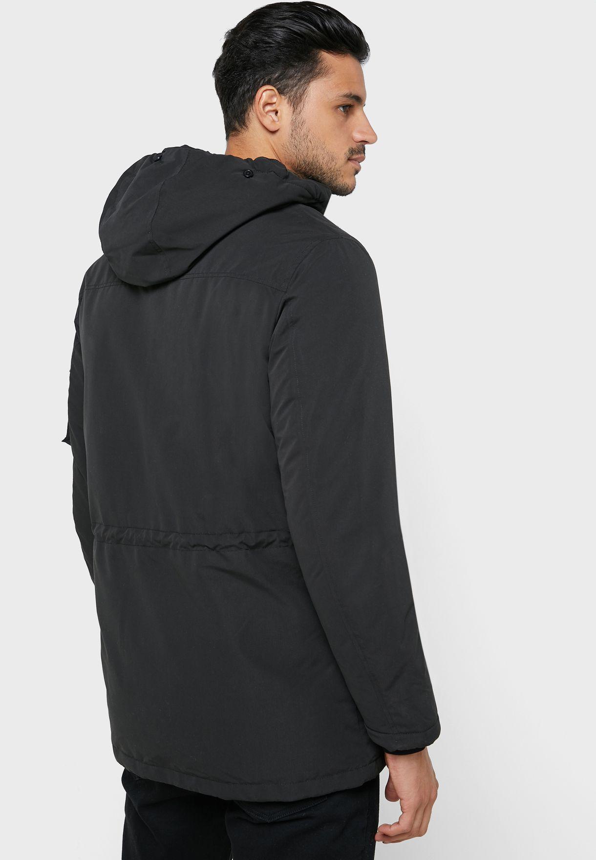 Herry Parka Jacket