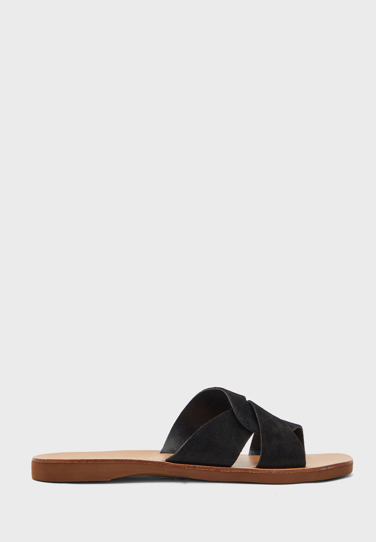 حذاء شامواه اصلي
