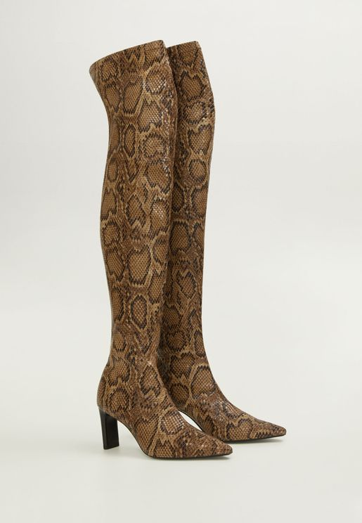 Macha Knee Boot