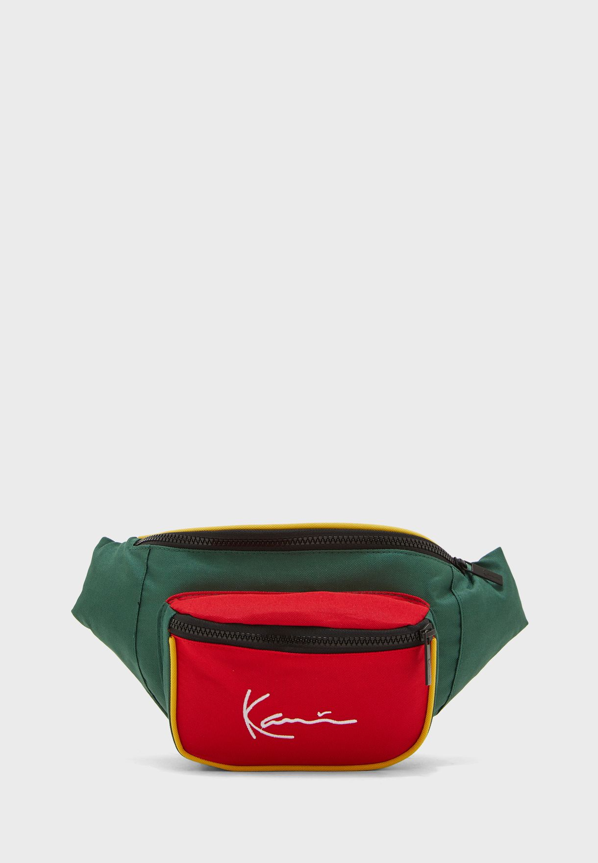 Signature Colour Block Waistbag